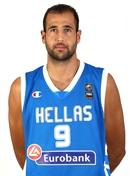 Headshot of Andreas Glyniadakis