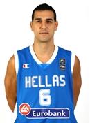 Headshot of Nikos Zisis
