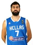 Headshot of Kostas Vasileiadis