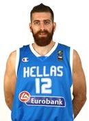 Headshot of Kostas Kaimakoglou