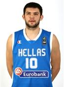 Headshot of Kostas Papanikolaou