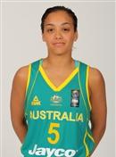 Headshot of Leilani Mitchell