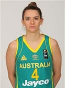 Headshot of Tessa Lavey