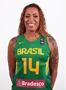 Headshot of Erika De Souza