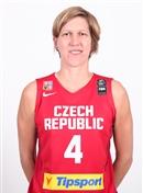 Headshot of Jana Veselá