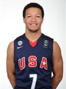Profile image of Jalen Marquis BRUNSON