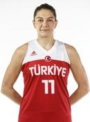 Headshot of Nevriye Yilmaz