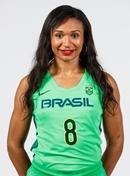 Headshot of Iziane Castro