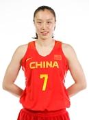 Headshot of Ting Shao