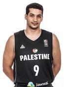 Headshot of Dawoud Abu Qweider