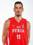 Headshot of Abdulwahab Al Hamwi