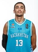 Headshot of Rustam Yargaliyev