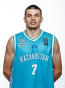 Headshot of Nikolay Bazhkin
