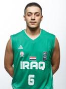 Headshot of Ali Aljuboori