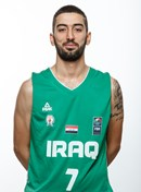 Headshot of Hassan Abdullah