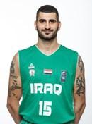 Headshot of Mohammed Al-Khafaji