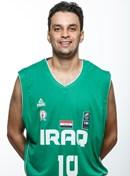 Headshot of Ali Hamad