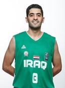 Headshot of Omar Alazawi