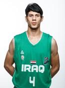 Headshot of Karrar Hamzah