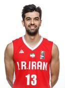 Headshot of Mohammad Jamshidi