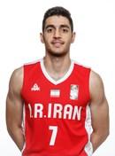 Headshot of Navid Rezaeifar