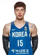 Headshot of Jongkyu Kim
