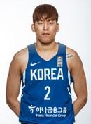 Headshot of Junyong Choi