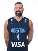 Headshot of Luís Scola
