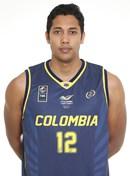 Headshot of Divier Pérez