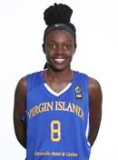 Headshot of Raemiesha Claxton