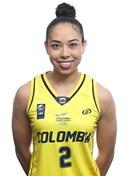 Headshot of Maria Tapias
