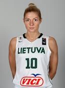 Profile image of Monika GRIGALAUSKYTĖ