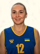 Profile image of Kateryna DOROGOBUZOVA