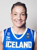 Headshot of Palina Gunnlaugsdottir