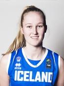 Headshot of Thelma Agustsdottir