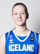 Headshot of Emelia Gunnarsdottir