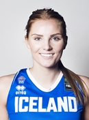 Headshot of Ingunn Embla Kristinardottir