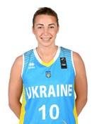 Headshot of Olga Maznichenko