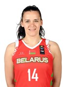 Headshot of Maryia Filonchyk