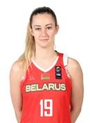 Headshot of Alena Holubeva