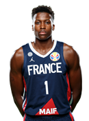 Profile image of Frank NTILIKINA