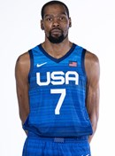 Profile image of Kevin DURANT