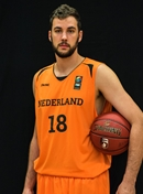 Headshot of Nicolas De Jong