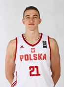 Headshot of Tomasz Gielo