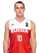 Headshot of Sergey Bykov