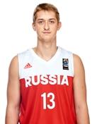 Headshot of Dmitry Khvostov