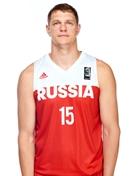 Headshot of Timofey Mozgov