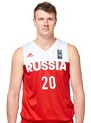 Headshot of Andrey Vorontsevich