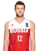 Headshot of Andrey Zubkov