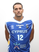 Headshot of Grigoris Pantouris